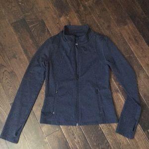 Athletic Girls Full Zip Jacket